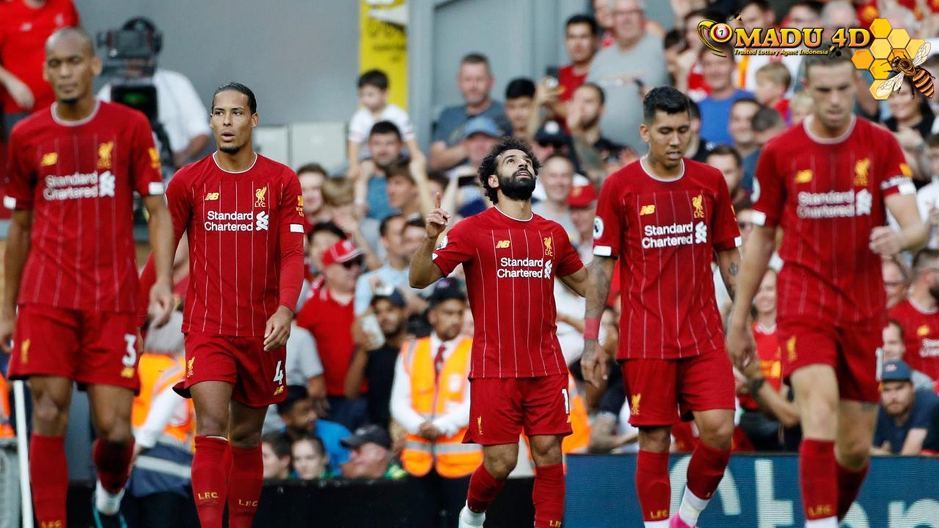 Klasemen Liga Inggris: Liverpool Jaga Singgasana