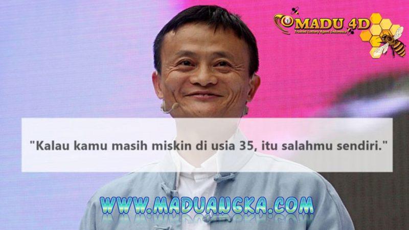 10 Quote Paling Jleb dari Jack Ma