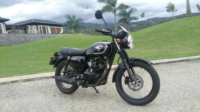 Alasan Kawasaki W175 Masih Pertahankan Karburator