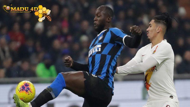 Inter Milan bermain imbang