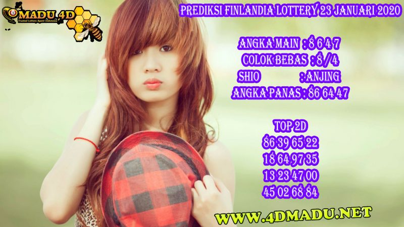 PREDIKSI FINLANDIA LOTTERY 23 JANUARI 2020