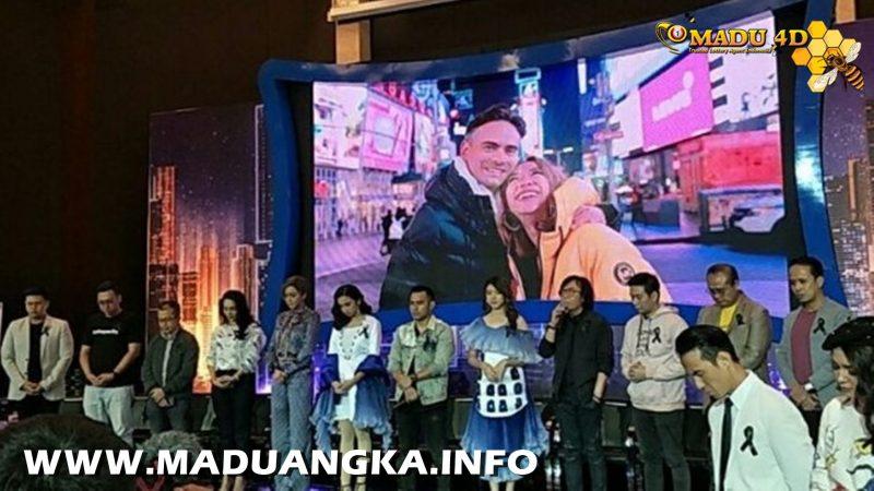 Keluarga Besar Indonesian Idol Beri Penghormatan untuk Ashraf Sinclair