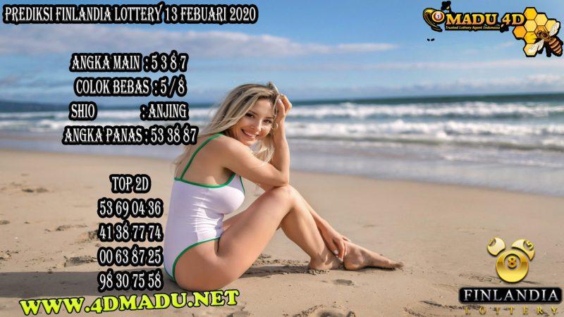PREDIKSI FINLANDIA LOTTERY 13 FEBUARI 2020