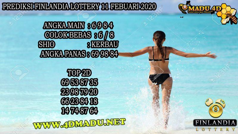PREDIKSI FINLANDIA LOTTERY 11 FEBUARI 2020