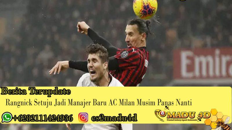 Rangnick Setuju Jadi Manajer Baru AC Milan Musim Panas Nanti