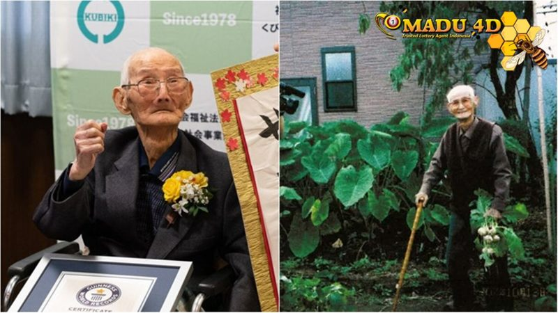 Resep Panjang Umur Chitetsu Watanabe yang Usianya Menginjak 112 Tahun