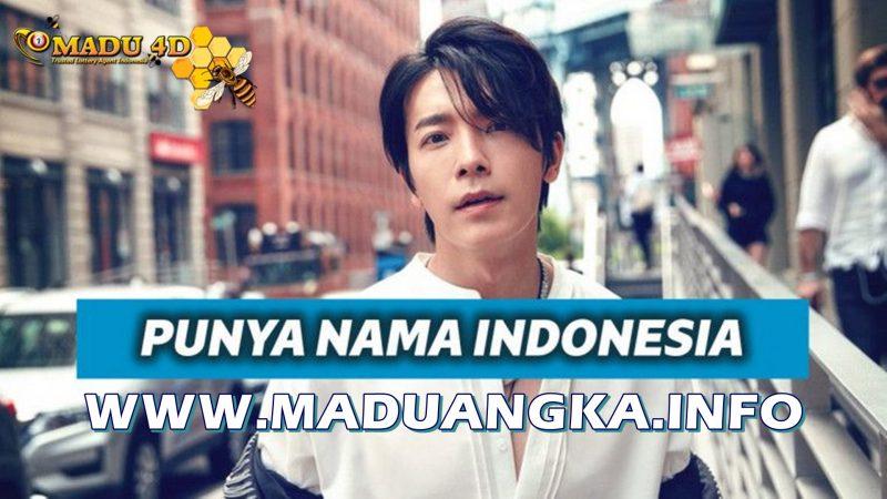 Personel Super Junior Ini Punya Nama Indonesia
