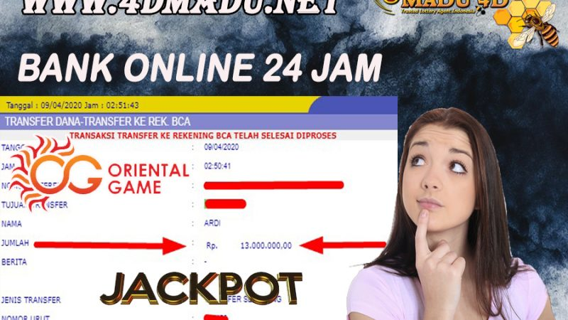 Jacpot Casino Server Oriental Gaming