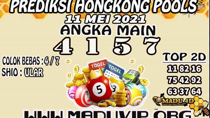 PREDIKSI HONGKONG POOLS 11 MEI 2021