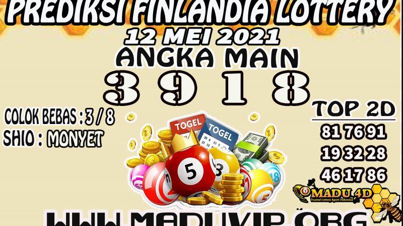 PREDIKSI FINLANDIA LOTTERY 12 MEI 2021
